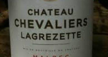 Château Chevaliers Lagrézette Malbec 2012