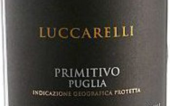 Lucarelli Primitivo Puglia IGP 2015