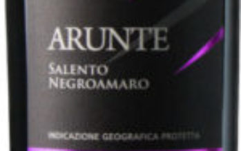 Arunte Salento Negroamaro 2014