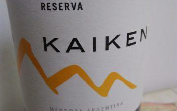 Kaiken Reserva Malbec 2013
