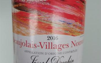 O Beaujolais Nouveau 2016 de Joseph Drouhin já chegou