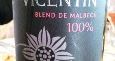 Vincentin Blend de Malbecs 2015