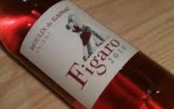 Figaro Rosé 2014, legítimo Mas de Daumas Gassac