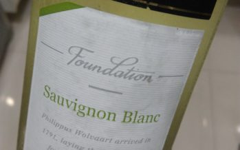 Nederburg Foundation Sauvignon Blanc 2016