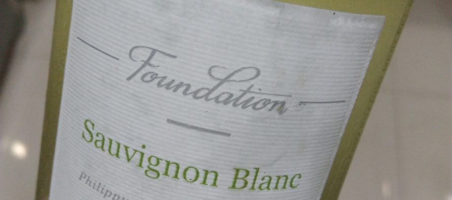 Nederburg Foundation Sauvignon Blanc 2016