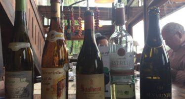 Vinhos Verdes melhoram padrão de qualidade