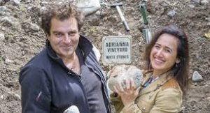 Alejandro Vigil e Laura Catena