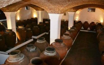 JM da Fonseca preserva a tradição das ânforas de barro no Alentejo