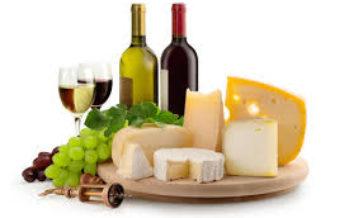 É tempo de Queijo & Vinho
