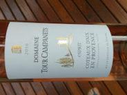 Domaine Tour Campanets Esprit 2016, um delicioso rosé da Provence de cultura orgânica