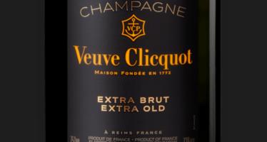 Veuve Clicquot apresenta o novo Extra Brut Extra Old, a primeira grande novidade da casa em 13 anos