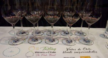 Chile mostra bons vinhos em todas as faixas de preço