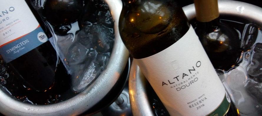Symington, maior produtor de Portos de categoria superior, lança mais um vinho de mesa, o Altano Reserva Branco